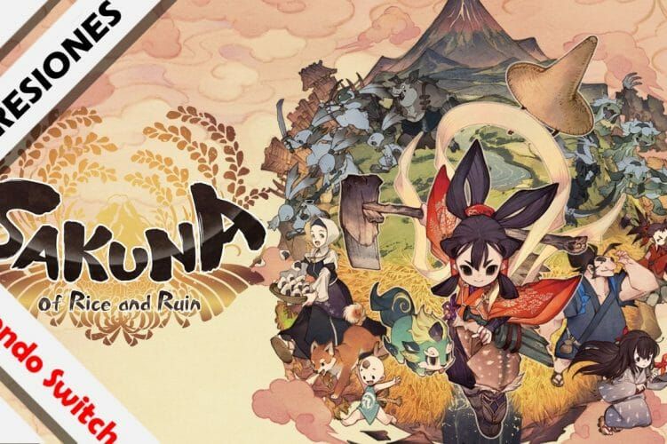 Sakuna: Of Rice and Ruin - Impresiones