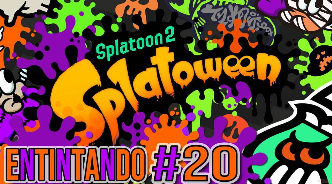 Splatoween Splatoon 2 Halloween