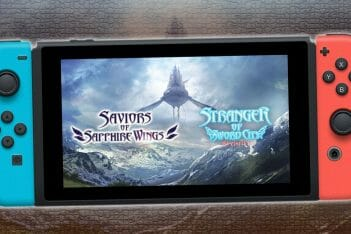 Saviors of Sapphire Wings y Stranger of Sword City Revisited Fecha Lanzamiento Europa Nintendo Switch