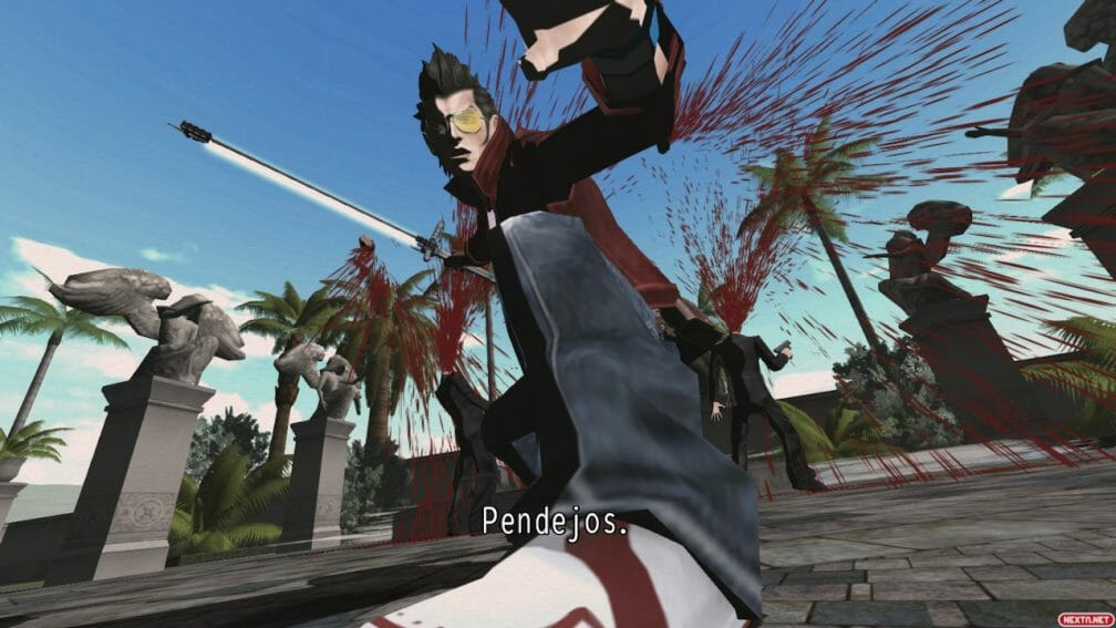 No More Heroes Análisis Nintendo Switch