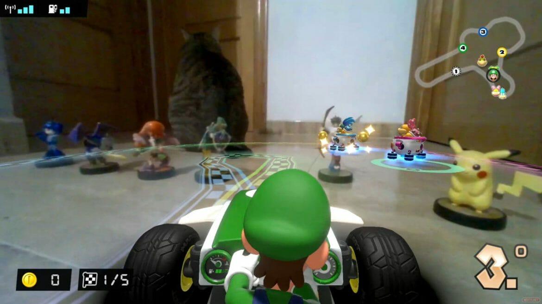 Análisis Mario Kart Live Home Circuit 16