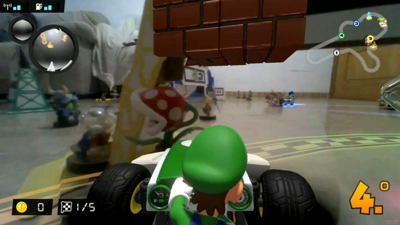 Análisis Mario Kart Live Home Circuit