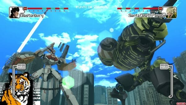 No More Heroes 2 mecha
