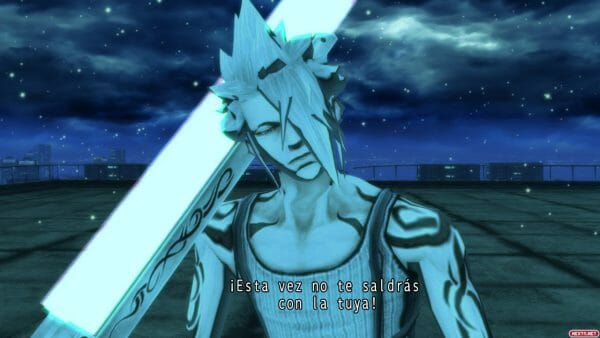 No More Heroes 2 Final Fantasy VII Cloud Nintendo Switch