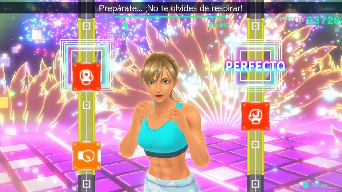 Preview Analysis Impressions Fitness Boxing 2