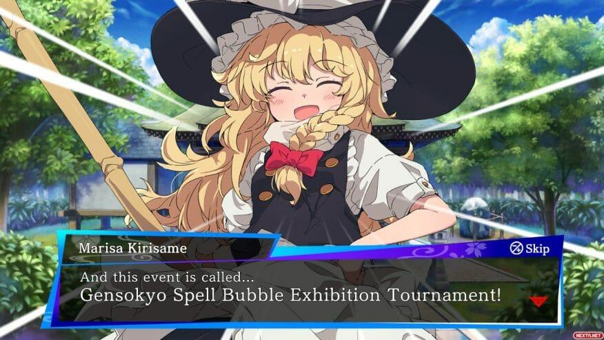 Touhou Spell Bubble Análisis Nintendo Switch