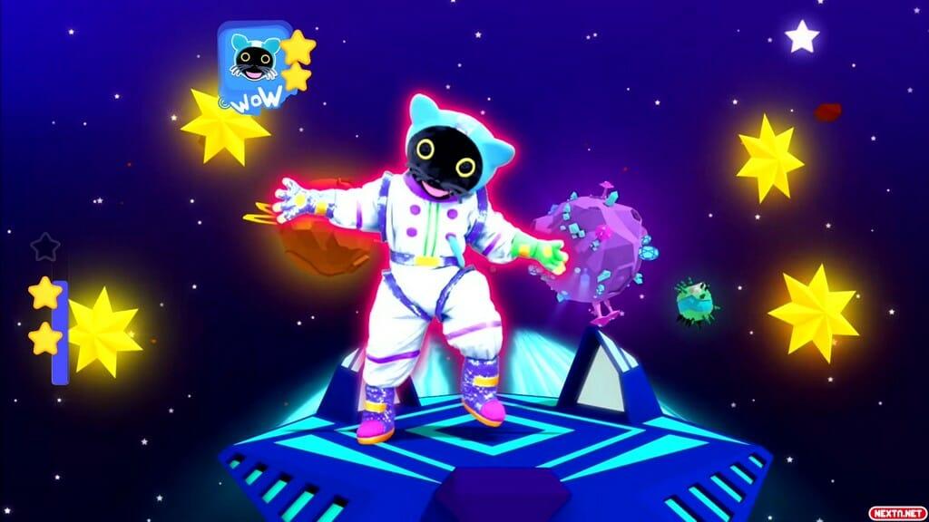 Just dance 2021 gatete espacial