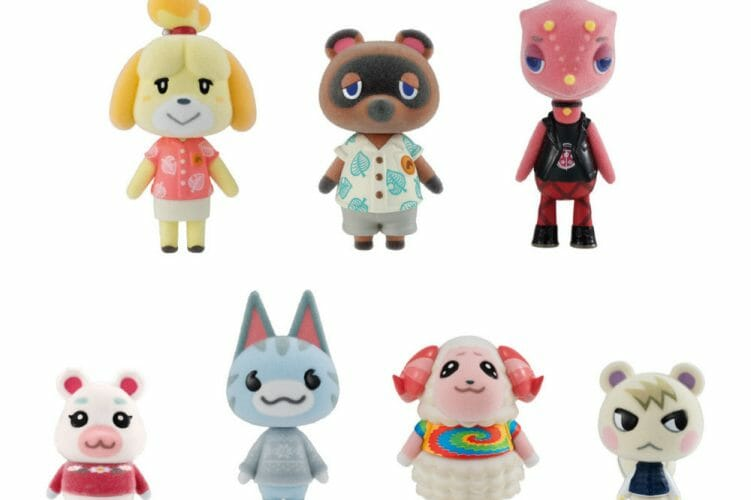 Flocky Doll Animal Crossing New Horizons 01