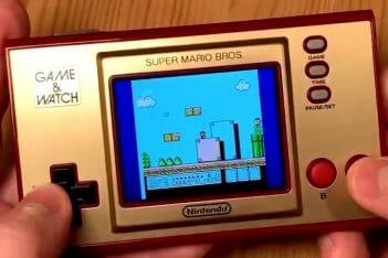Game & Watch: Super Mario Bros. Hacks