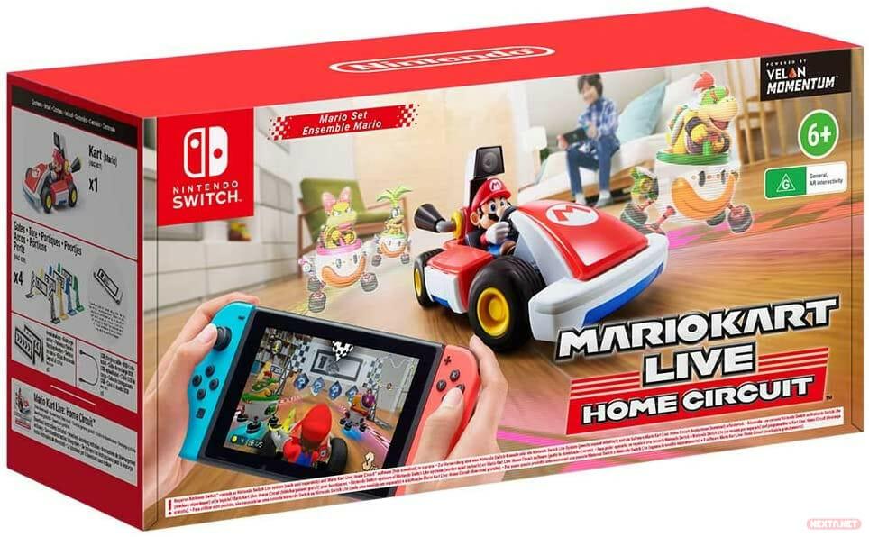 Mario Kart Live Mario