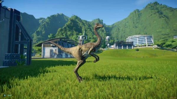 Análisis Jurassic World Evolution Switch