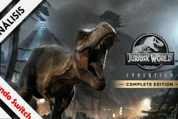 Análisis Jurassic World Evolution Switch