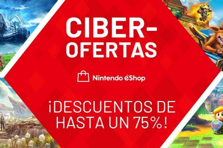 Ciber Ofertas eShop Nintendo Switch