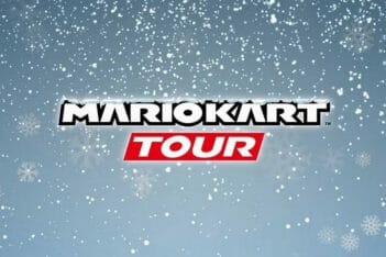Winter Tour de Mario Kart Rosalina Tour