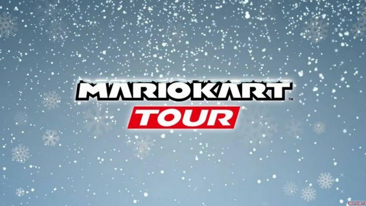 Winter Tour de Mario Kart Rosalina Tour