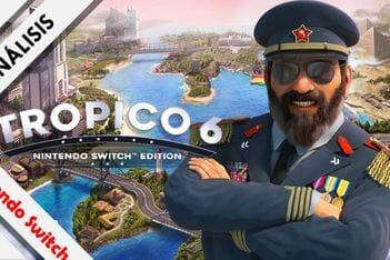 Análisis Tropico 6 Nintendo Switch