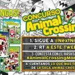 Concurso Animal Crossing MANGA oficial Sayori Abe