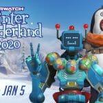 Overwatch Invernalia 2020 Nintendo Switch