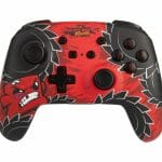 Super Meat Boy Forever Pro Controller Nintendo Switch