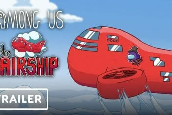 Among Us Nintendo Switch the Airship