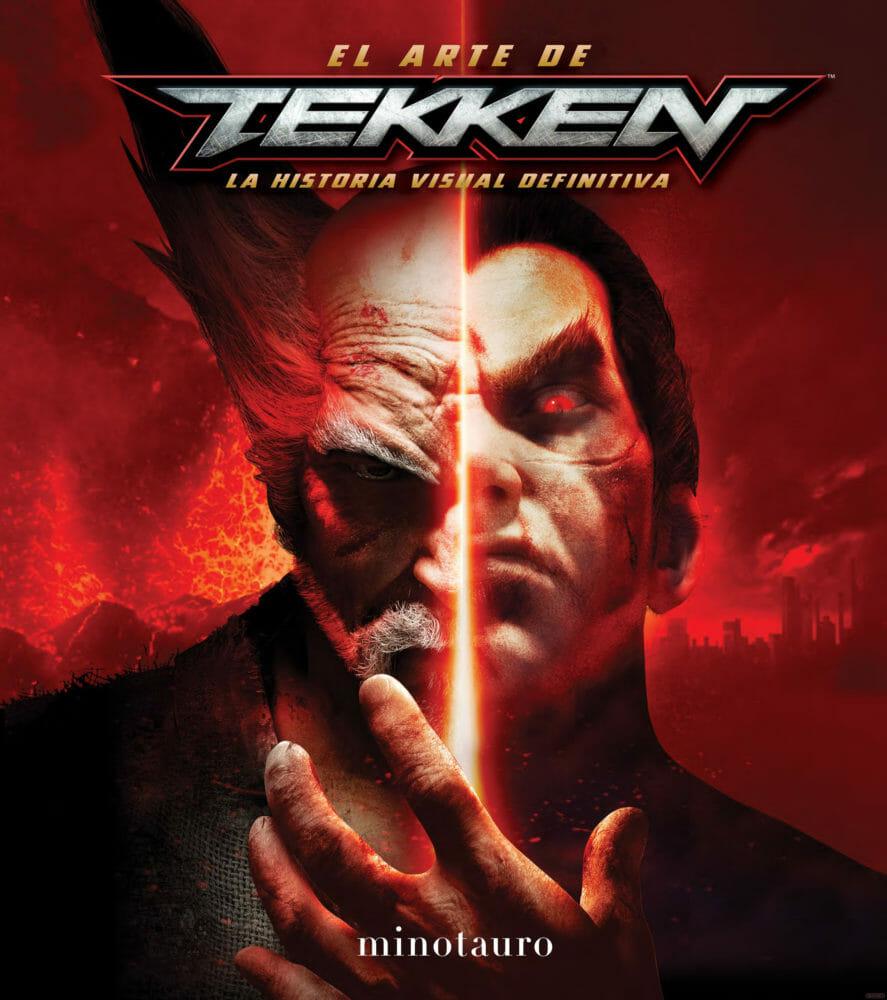 Libro El Arte de Tekken Aniversario NextN