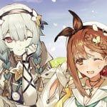 Atelier Ryza 2 Nueva Ilustración Artwork Serri Reisalin Stout Nintendo Switch