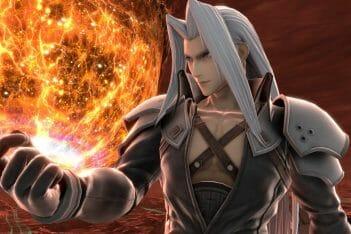 Sephiroth Super Smash Bros Ultimate Nintendo Switch
