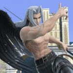 Sephiroth Super Smash Bros Ultimate Nintendo Switch