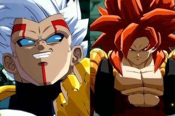 Dragon Ball FighterZ Baby Gogeta