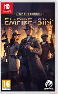 Empire of Sin boxart