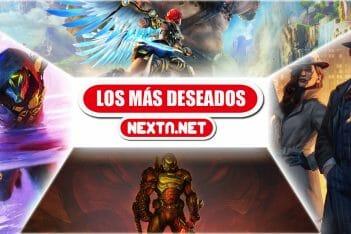 Los más deseados de NextN Nintendo Switch DOOM Eternal Immortals Fenyx Rising Ghostrunner Puyo Puyo Tetris 2