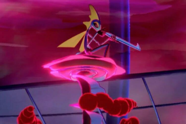 Inteleon Gigamax en Pokémon Espada y Escudo