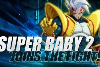 Super Baby 2 en Dragon Ball FighterZ
