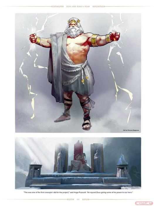 Libro Immortals Fenyx Rising