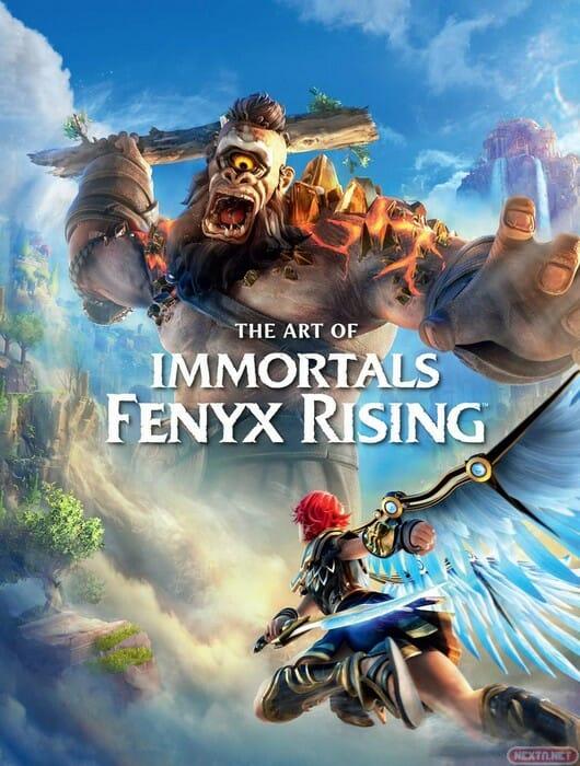 The Art of Immortal Fenyx Rising