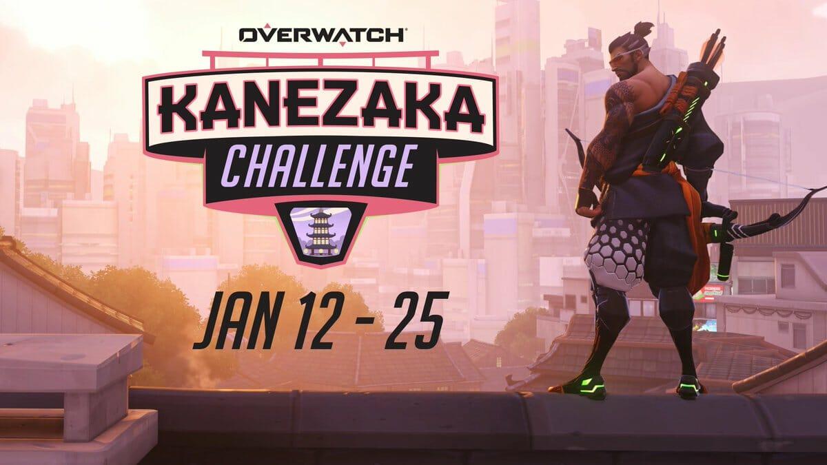 Overwatch Kanezaka Challenge