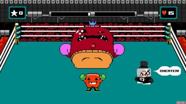 Super Punch Out Forever