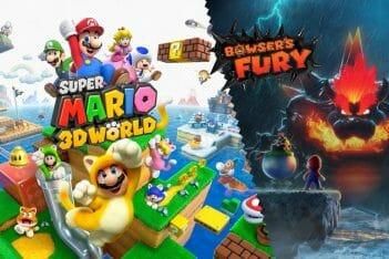 Super Mario 3D World + Bowser´s Fury Portada