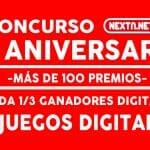 NextN 9th Anniversary Contest DIGITAL winners 1-3