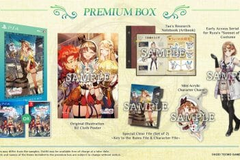 Atelier Ryza 2 Limited Edition