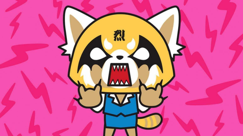 Pack de collaboration Aggretsuko Hello Kitty Animal Crossing Sanrio