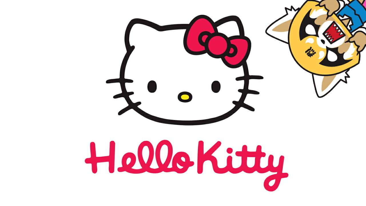 Aggretsuko Hello Kitty Animal Crossing Sanrio Collaboration Pack