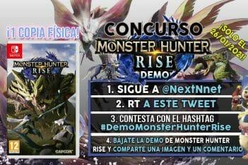 Concurso Demo Monster Hunter Rise