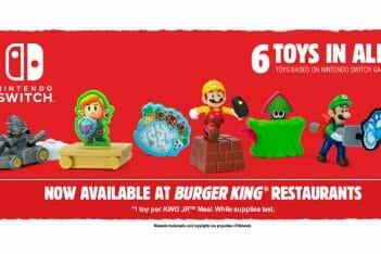 burger king nintendo