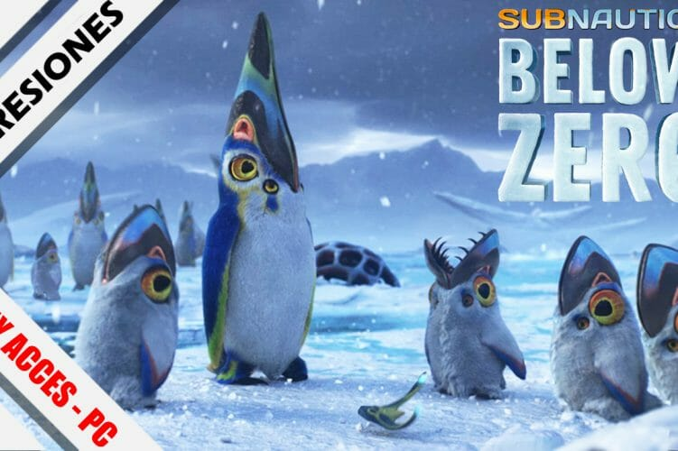 mpresiones Subnautica Below Zero Early Access PC Switch