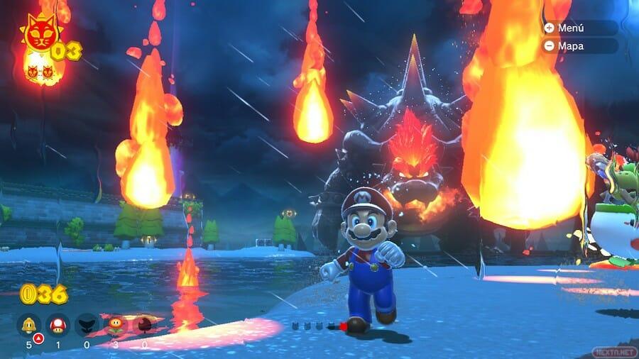 Super Mario 3D World + Bowser´s Fury