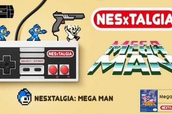 NESxtalgia Mega Man