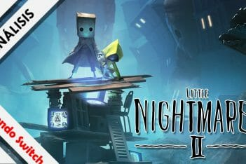 Análisis Little Nightmares 2 Nintendo Switch
