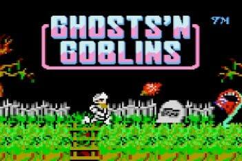 Ghosts 'n Goblins NES