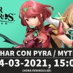 Super Smash Bros Ultimate Pyra Mythra